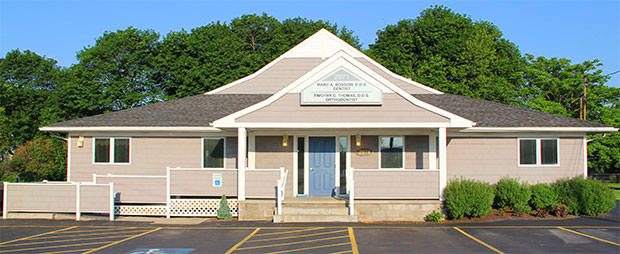 Dr. Marc Rossow Office Building - 2971 Culver Road Rochester, NY